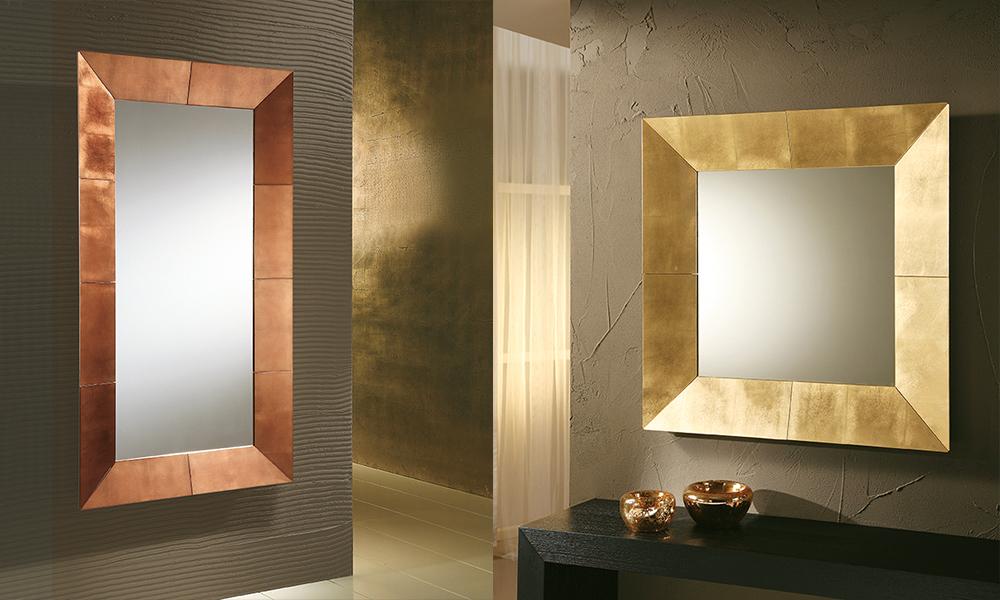 Specchi di design uno dei punti di forza di riflessi - Specchi da soggiorno ...