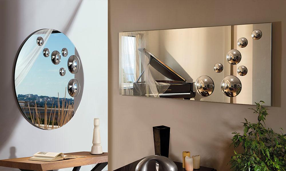 Specchi Particolari Per Ingresso.Ecco Gli Specchi Per L Ingresso Ideali Per Impreziosire La